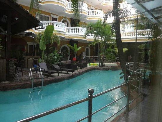 ABC Hotel: プール