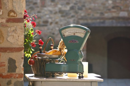 Salvadonica - Borgo Agrituristico del Chianti : Stilleben