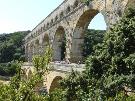 Pont du Gard: Magnificent