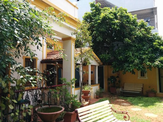 Casa Cottage: Front of Casa Piccola