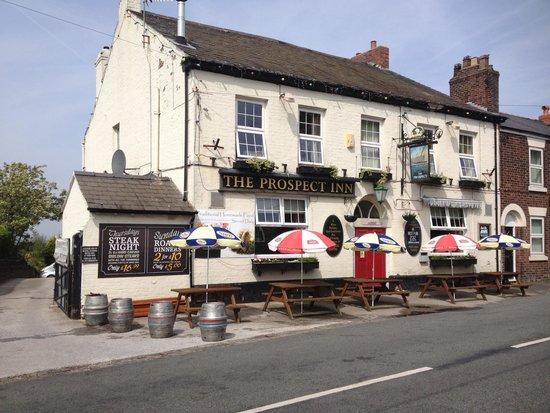 The Prospect Inn: The Prospect Pub & Kitchen Co, Ltd