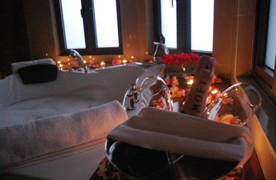 Petit Amour Villa: The honeymoon suite
