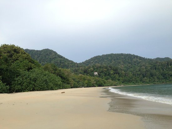 The Andaman, A Luxury Collection Resort: peaceful beach