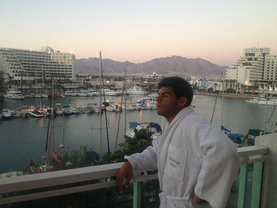 Dan Panorama Eilat : view