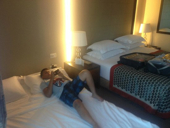 Dan Panorama Eilat : room for famely