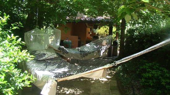 Casina Valloreci: Your EXCLUSIVE hammocks.
