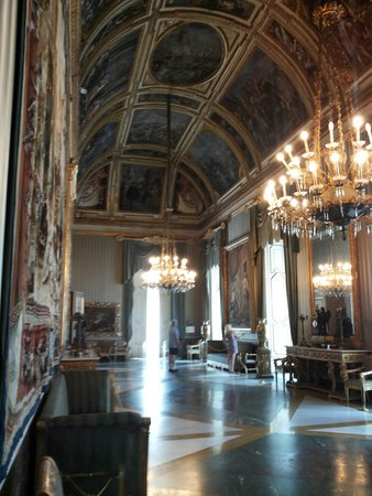 Royal Palace Napoli (Palazzo Reale Napoli): Galleria