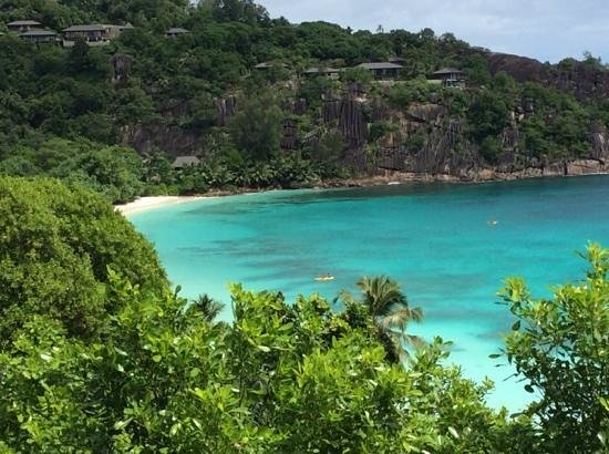 Four Seasons Resort Seychelles: desde la villa