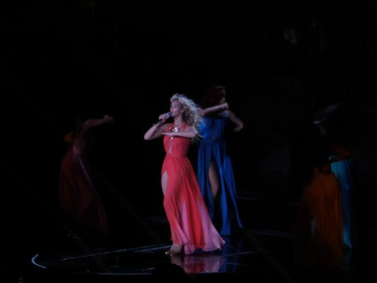 TD Garden: Beyonce