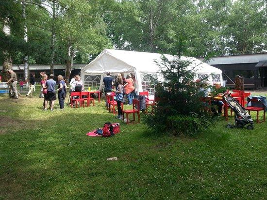 Grunewald Forest : Klassenfest im Grunewald