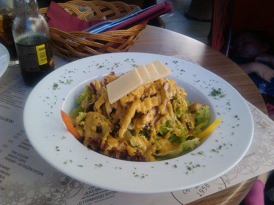 Snezana: Cesar salad