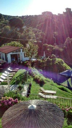 Filia Studios & Apartments: view