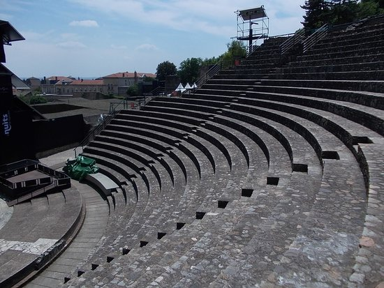 Theatres Romains de Fourviere: the theater
