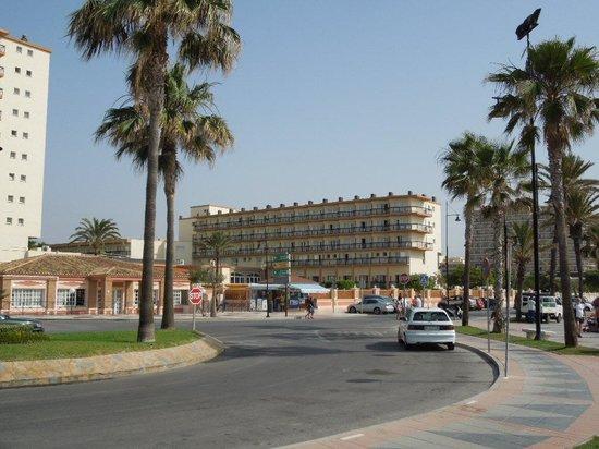 ClubHotel Riu Costa del Sol : Hotel vue de la plage