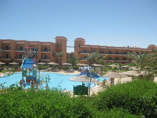 The Three Corners Sunny Beach Resort: basena dla dzieci