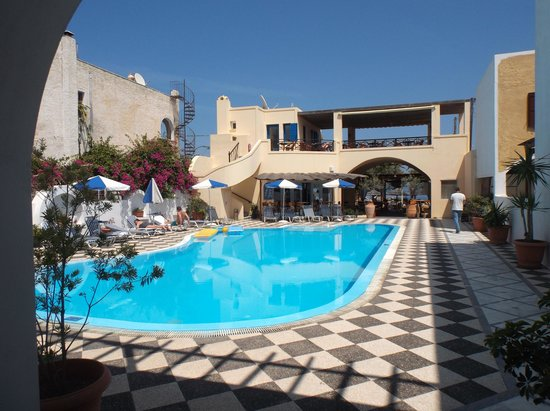 Levante Beach Hotel: A favourtie view
