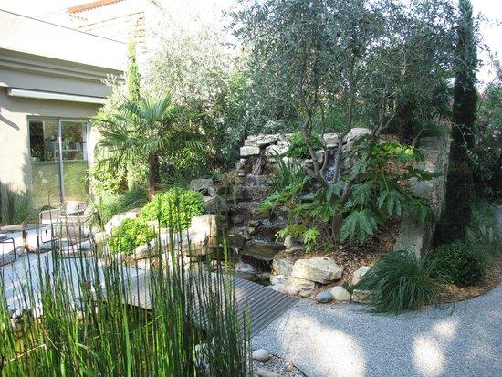 Maison Pic : Jardin