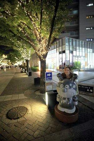 Kobe Harborland: anpanman