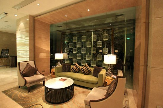 THE ONE Executive Suites managed by Kempinski-Shanghai: У ресэпшна