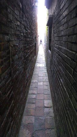 Lukang Gentlemen Lane-Molu Lane: 鹿港摸乳巷
