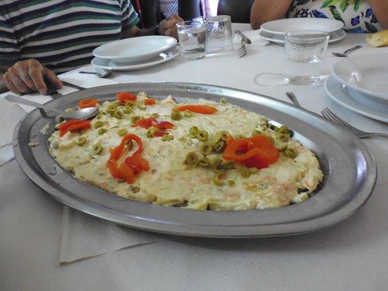 H2 Oviedo: ensaladilla rusa