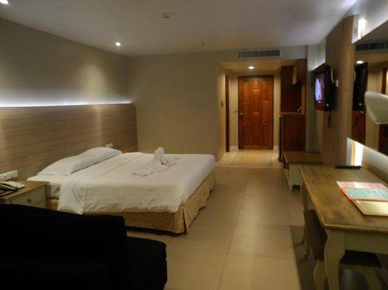 Sandy Spring Hotel: Deluxe Room