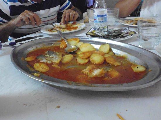 H2 Oviedo: bacalado en salsa