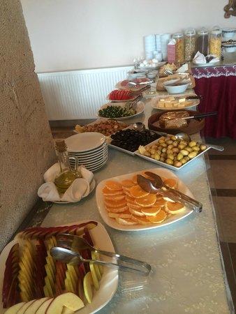 Taskonaklar Boutique Hotel : Breakfast