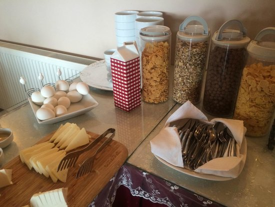 Taskonaklar Boutique Hotel: Breakfast
