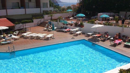 Catalonia Punta del Rey: View from sunbathing terrace