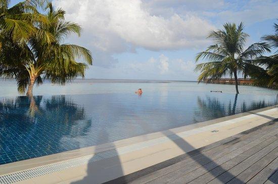 Vilamendhoo Island Resort & Spa : Рай