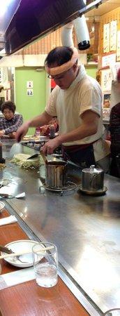 Okonomimura : Made to order okinomiyaki