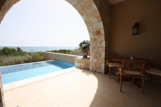 The Westin Resort, Costa Navarino: The sea view