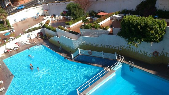Catalonia Punta del Rey: View from room balcony