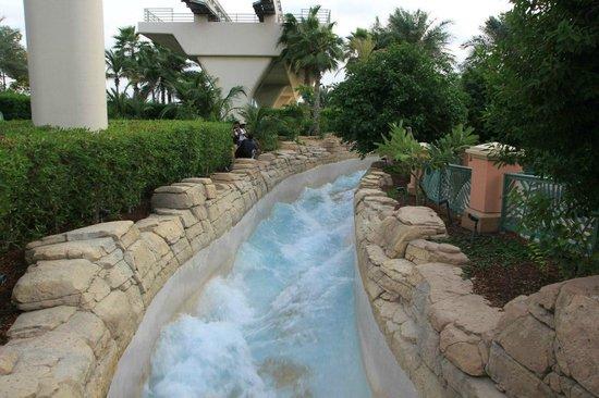 Aquaventure Waterpark : Река
