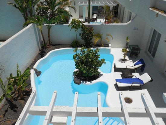 Bahiazul Villas & Club : View from the roof terrace