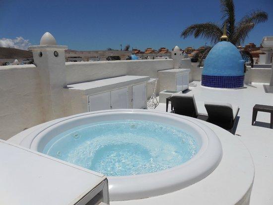 Bahiazul Villas & Club : View to the South