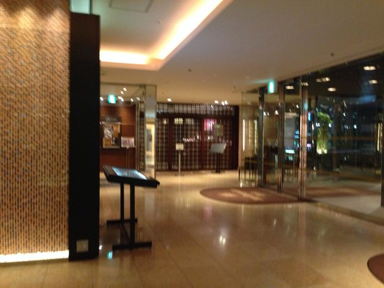 Hotel Metropolitan Sendai: 内装も素敵なのでした