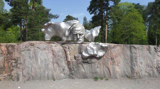 The Sibelius Monument : Imagen de Sibelius