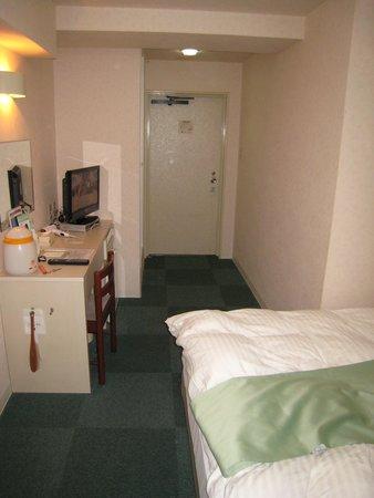 Sendai Rich hotel Kokubuncho : 部屋