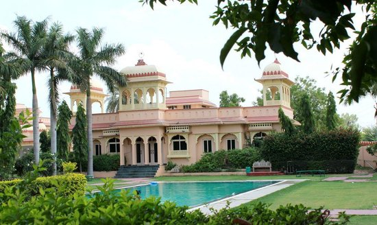 juSTa Rajputana, Udaipur Resort: Relaxing Space...