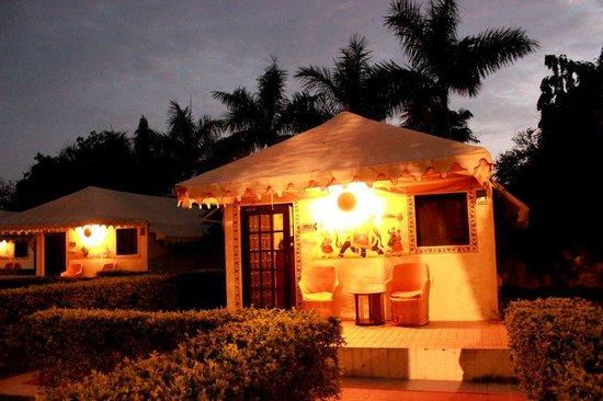 juSTa Rajputana, Udaipur Resort: @ Twilight