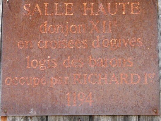 Château de Beynac : Wow, the history