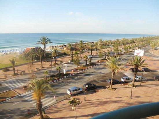 El Mouradi El Menzah: Amazing view