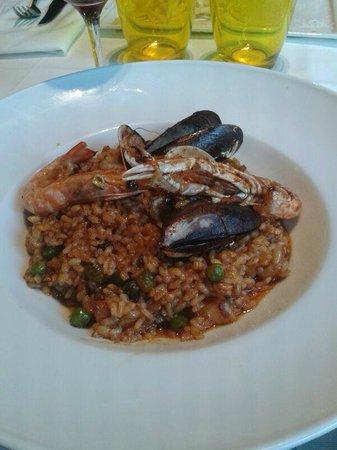 Citrus Restaurantus : Fish&Seafood Paella