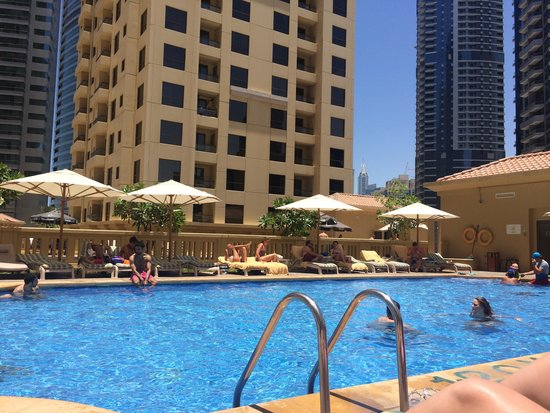 Ramada Plaza Jumeirah Beach Pool
