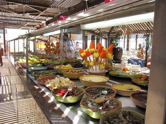Club Oasis Marine : buffets