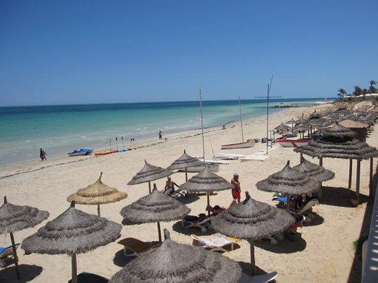 Club Oasis Marine : plage