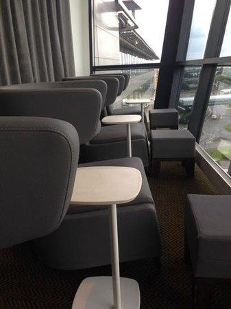Radisson Blu Hotel, Manchester Airport: Business Class Lounge