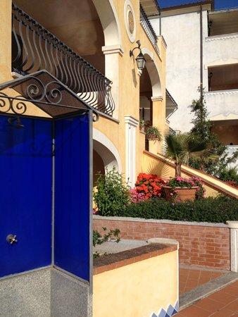 Residence Riva Azzurra: Eingangsbereich